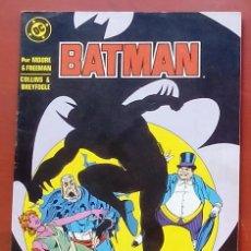 Cómics: BATMAN VOL.2 Nº14 POR GOLDMAN, FREEMAN, ALLAN COLLINS, BREYFOGLE - EDICIONES ZINCO (1988). Lote 82976347