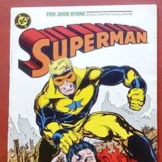 Cómics: SUPERMAN VOL.2 Nº29 POR JOHN BYRNE, MARV WOLFMAN, JERRY ORDWAY - EDICIONES ZINCO (1988). Lote 82976384