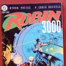 Cómics: ROBIN 3000 Nº1 - EDICIONES ZINCO (1993). Lote 82977910