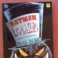 Cómics: BATMAN: LOCURA ESPECIAL HALLOWEEN POR JEPH LOEB, TIM SALE - EDICIONES ZINCO (1996). Lote 82979007