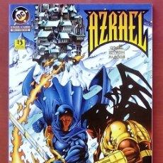 Cómics: AZRAEL: ÁNGEL CAÍDO Nº2 POR DENNIS O'NEIL, BARRY KITSON - EDICIONES ZINCO (1996). Lote 82979551