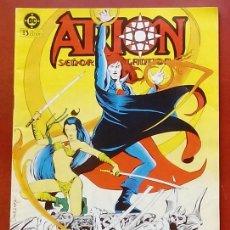 Cómics: ARION Nº7 POR DOUG MOENCH, JAN DUURSEMA, CARY BURKETT, DAN JURGENS - EDICIONES ZINCO (1985). Lote 82980304