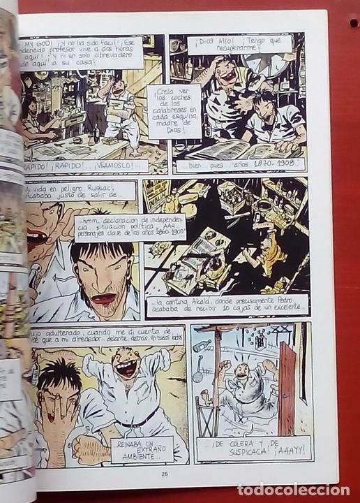 Cómics: LAS AVENTURAS DE ALEX RUSSAC - EL DESTINO PERDIDO DE ARGENTINO DÍAZ de ALAIN GARRIGUE - Foto 6 - 79815179
