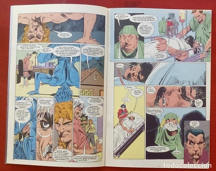Cómics: The Question 21 por Denny ONeil, Denys Cowan - Ediciones Zinco (1989) - Foto 4 - 82883312