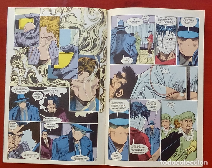 Cómics: The Question 21 por Denny ONeil, Denys Cowan - Ediciones Zinco (1989) - Foto 5 - 82883312