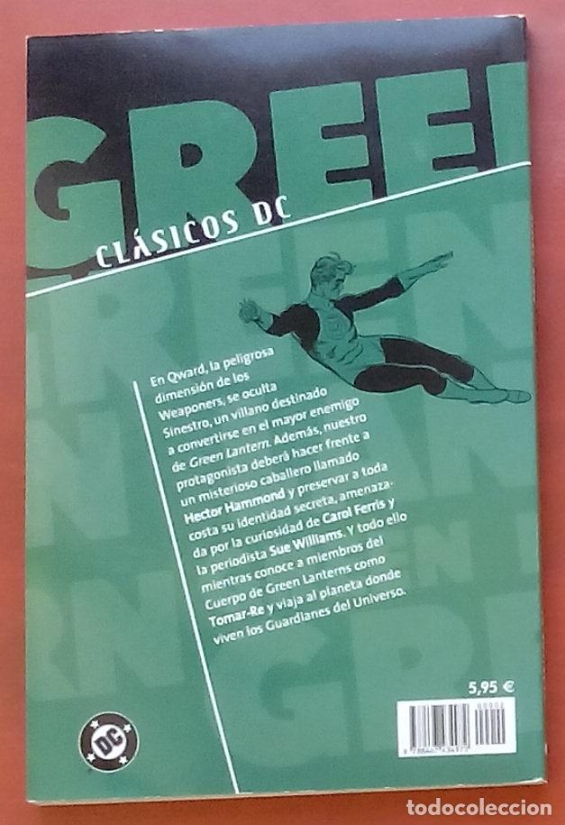 Cómics: Clásicos DC: Green Lantern nº2 por Broome, Gil Kane, Sekowsky, Andru, Infantino - Planeta(2007) - Foto 2 - 82895855