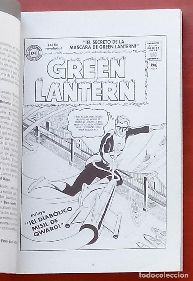 Cómics: Clásicos DC: Green Lantern nº2 por Broome, Gil Kane, Sekowsky, Andru, Infantino - Planeta(2007) - Foto 3 - 82895855