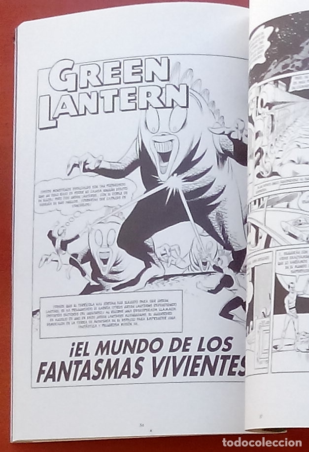 Cómics: Clásicos DC: Green Lantern nº2 por Broome, Gil Kane, Sekowsky, Andru, Infantino - Planeta(2007) - Foto 4 - 82895855