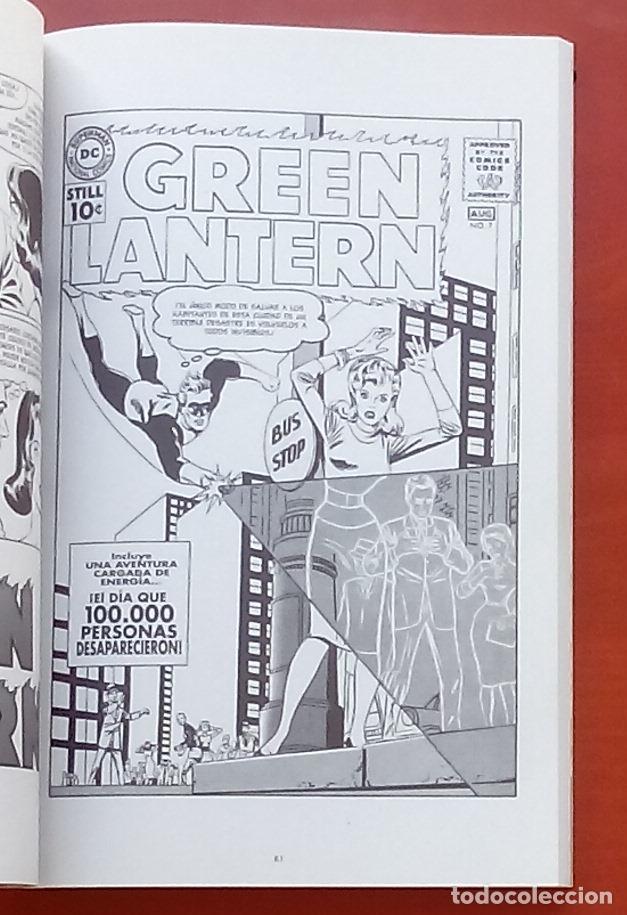 Cómics: Clásicos DC: Green Lantern nº2 por Broome, Gil Kane, Sekowsky, Andru, Infantino - Planeta(2007) - Foto 5 - 82895855