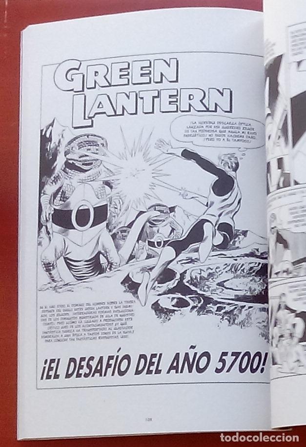 Cómics: Clásicos DC: Green Lantern nº2 por Broome, Gil Kane, Sekowsky, Andru, Infantino - Planeta(2007) - Foto 6 - 82895855