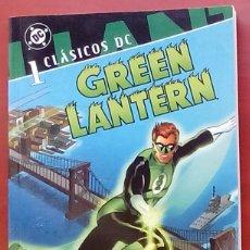 Cómics: CLÁSICOS DC: GREEN LANTERN Nº1 POR JOHN BROOME, GIL KANE - PLANETA DEAGOSTINI (2007). Lote 82895859