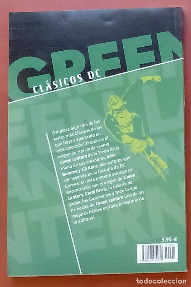 Cómics: Clásicos DC: Green Lantern nº1 por John Broome, Gil Kane - Planeta DeAgostini (2007) - Foto 2 - 82895859