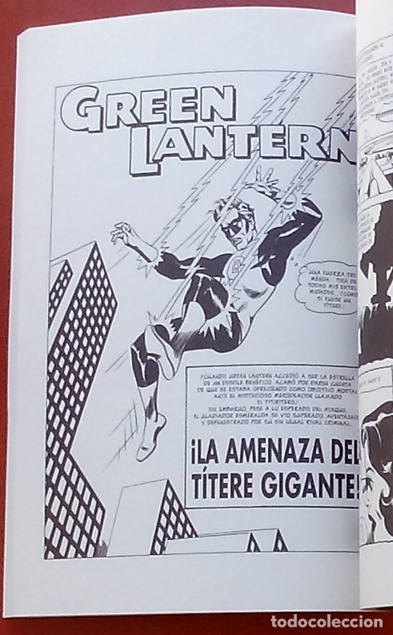 Cómics: Clásicos DC: Green Lantern nº1 por John Broome, Gil Kane - Planeta DeAgostini (2007) - Foto 5 - 82895859