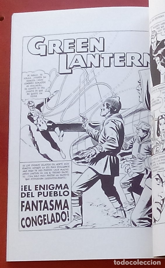 Cómics: Clásicos DC: Green Lantern nº1 por John Broome, Gil Kane - Planeta DeAgostini (2007) - Foto 6 - 82895859