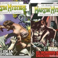 Cómics: LOS GRANDES ENIGMAS DE MARTIN MYSTERE ( LOTE DE 4 NÚMEROS) . Lote 83042848