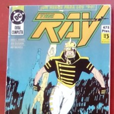 Cómics: THE RAY Nº1 A 6 -COMPLETA- POR JOE QUESADA, JACK C. HARRIS - ZINCO (1992) (RETAPADO CON 6 NÚMEROS) . Lote 83322800