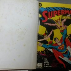 Cómics: SUPERMAN ZINCO DC 1987 VOL. ENCUADERNADO NO 21 AL 40. Lote 83460675