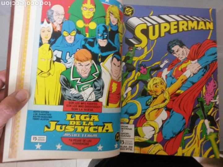 Cómics: SUPERMAN ZINCO DC 1987 Vol. ENCUADERNADO No 21 al 40 - Foto 2 - 83460675