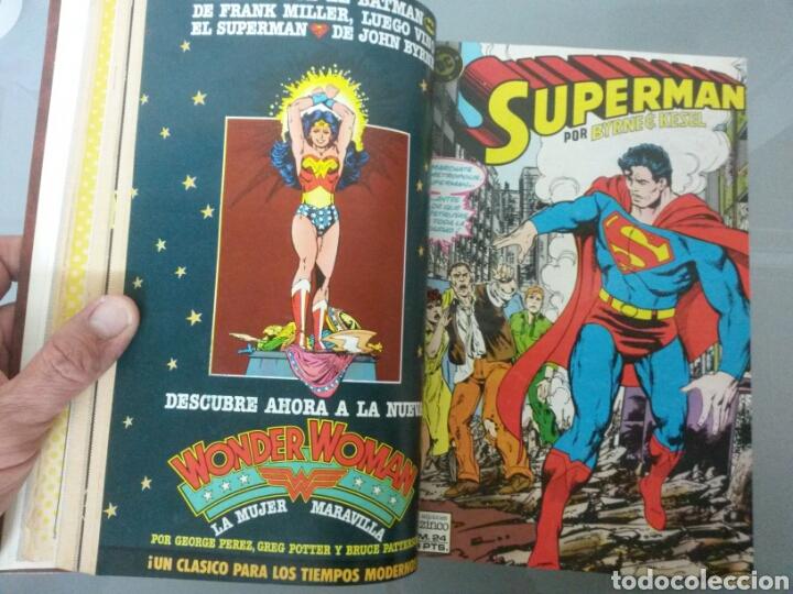 Cómics: SUPERMAN ZINCO DC 1987 Vol. ENCUADERNADO No 21 al 40 - Foto 4 - 83460675