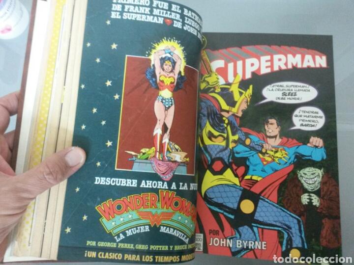 Cómics: SUPERMAN ZINCO DC 1987 Vol. ENCUADERNADO No 21 al 40 - Foto 5 - 83460675