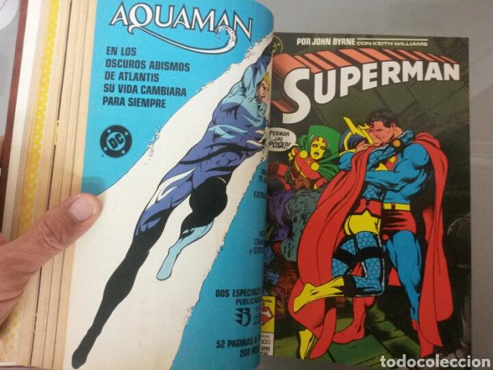 Cómics: SUPERMAN ZINCO DC 1987 Vol. ENCUADERNADO No 21 al 40 - Foto 6 - 83460675