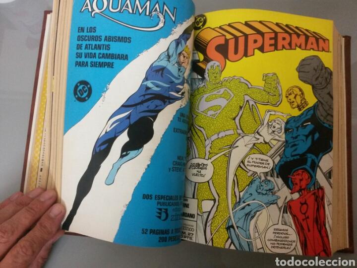 Cómics: SUPERMAN ZINCO DC 1987 Vol. ENCUADERNADO No 21 al 40 - Foto 7 - 83460675