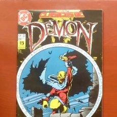 Cómics: CLASICOS DC 23: DEMON 1 Y COSA DEL PANTANO 22 POR M. WAGNER, ALAN MOORE, BISSETTE- ZINCO (1987). Lote 83588612