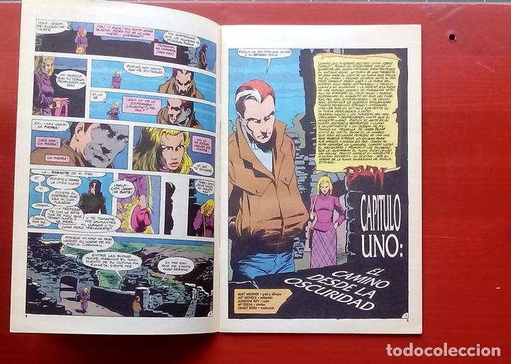 Cómics: Clasicos DC 23: Demon 1 y Cosa del Pantano 22 por M. Wagner, Alan Moore, Bissette- Zinco (1987) - Foto 4 - 83588612