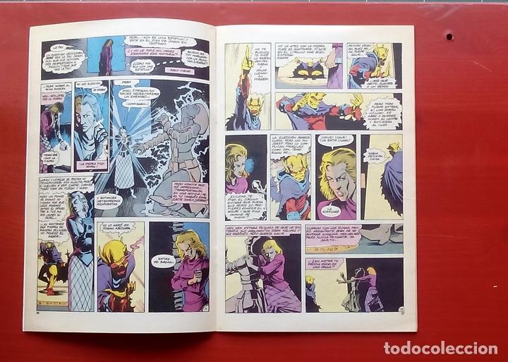 Cómics: Clasicos DC 23: Demon 1 y Cosa del Pantano 22 por M. Wagner, Alan Moore, Bissette- Zinco (1987) - Foto 5 - 83588612