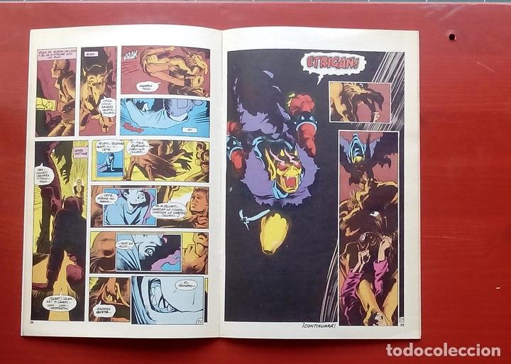Cómics: Clasicos DC 23: Demon 1 y Cosa del Pantano 22 por M. Wagner, Alan Moore, Bissette- Zinco (1987) - Foto 6 - 83588612
