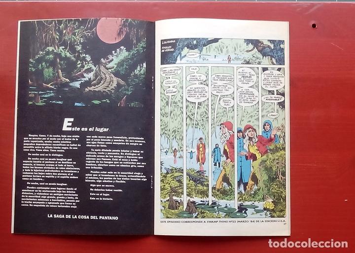 Cómics: Clasicos DC 23: Demon 1 y Cosa del Pantano 22 por M. Wagner, Alan Moore, Bissette- Zinco (1987) - Foto 7 - 83588612