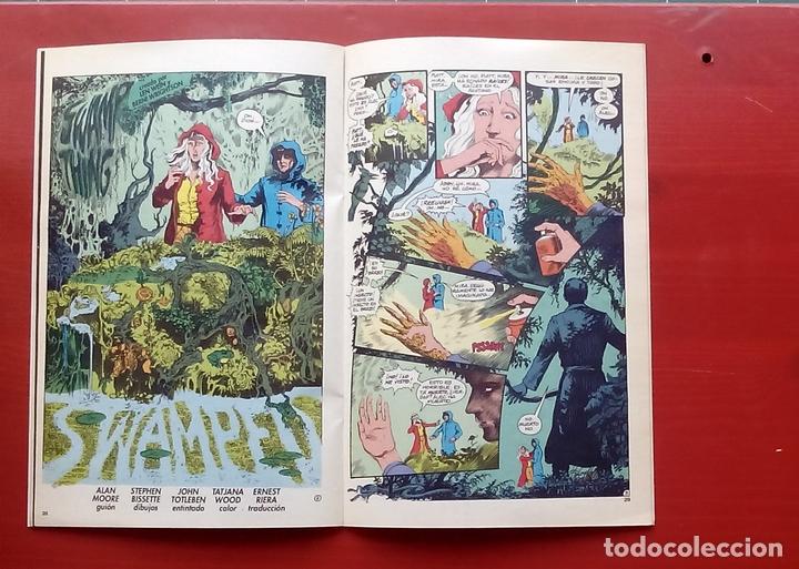 Cómics: Clasicos DC 23: Demon 1 y Cosa del Pantano 22 por M. Wagner, Alan Moore, Bissette- Zinco (1987) - Foto 8 - 83588612