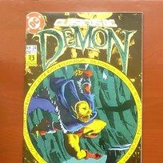 Cómics: CLASICOS DC 24: DEMON 2 Y COSA DEL PANTANO 23 POR MATT WAGNER, ALAN MOORE, BISSETTE-ZINCO (1987). Lote 83588939
