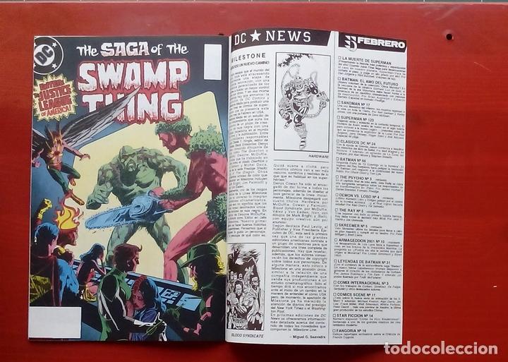 Cómics: Clasicos DC 24: Demon 2 y Cosa del Pantano 23 por Matt Wagner, Alan Moore, Bissette-Zinco (1987) - Foto 8 - 83588939