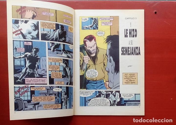 Cómics: Clasicos DC 25: Demon 3 y Cosa del Pantano 24 por Matt Wagner, Alan Moore, Bissette-Zinco (1987) - Foto 4 - 83589196