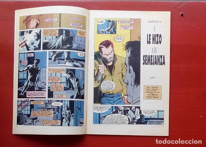 Cómics: Clasicos DC 25: Demon 3 y Cosa del Pantano 24 por Matt Wagner, Alan Moore, Bissette-Zinco (1987) - Foto 5 - 83589196