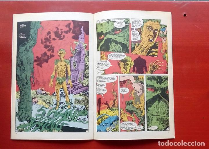 Cómics: Clasicos DC 25: Demon 3 y Cosa del Pantano 24 por Matt Wagner, Alan Moore, Bissette-Zinco (1987) - Foto 8 - 83589196