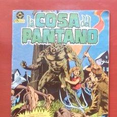 Cómics: LA COSA DEL PANTANO Nº 1 POR MARTIN PASKO, TOM YEATES - EDICIONES ZINCO (1984). Lote 122479963