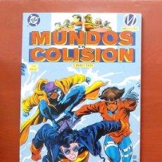 Cómics: MUNDOS EN COLISIÓN LIBRO DOS - EDICIONES ZINCO (1995). Lote 83589767