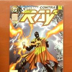Cómics: SUPERMAN CONTRA THE RAY POR CHRISTOPHER PRIEST, ÓSCAR JIMÉNEZ - EDICIONES ZINCO (1995). Lote 83590170