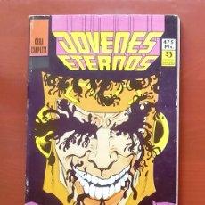 Cómics: JÓVENES ETERNOS Nº1 A 6 POR J.M. DEMATTEIS, PARIS CULLINS - ZINCO (RETAPADO CON 6 NÚMEROS) COMPLETA . Lote 83661682