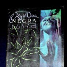 Cómics: ORQUIDEA NEGRA: LIBRO TERCERO (NEIL GAIMAN & DAVE MCKEAN). OFERTA DE LIQUIDACION. Lote 83662252