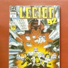 Cómics: L.E.G.I.O.N. 92 Nº11 A 15 POR GRANT Y KITSON - ZINCO (1992) (RETAPADO CON 5 NÚMEROS). Lote 83666962