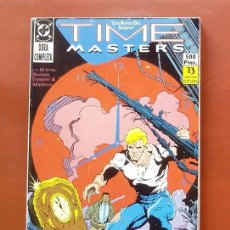 Cómics: TIME MASTERS Nº1 A 8 POR WAYNE, SHINER, THIBERT - ZINCO 1990 (RETAPADO CON 8 NÚMEROS) COMPLETA . Lote 83667238