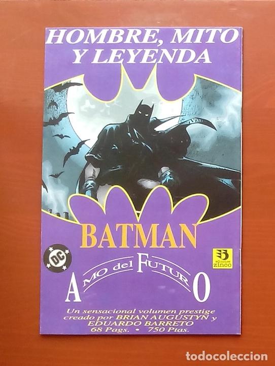 Cómics: Clasicos DC:Demon y Cosa del Pantano- Wagner, Alan Moore, Bissette- Zinco (1987) (Lote de 3 cómics) - Foto 12 - 83667506