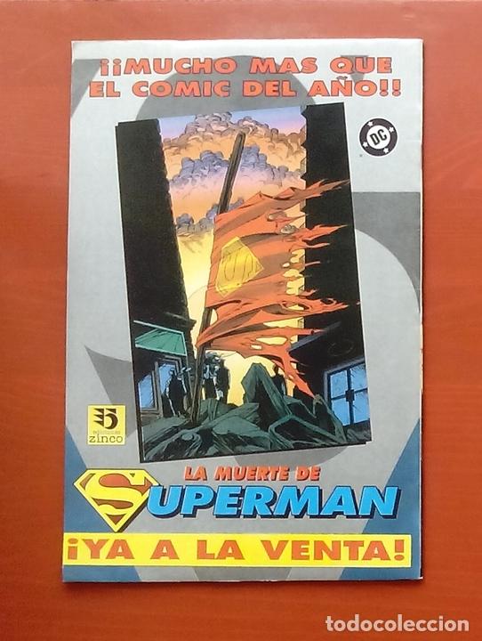 Cómics: Clasicos DC:Demon y Cosa del Pantano- Wagner, Alan Moore, Bissette- Zinco (1987) (Lote de 3 cómics) - Foto 20 - 83667506
