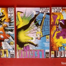 Cómics: L.E.G.I.O.N. 91-92 Nº1 A 15 POR GIFFEN, GRANT - ZINCO (1991) (LOTE DE 3 RETAPADOS) COMPLETA. Lote 83668982