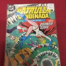 Cómics: ZINCO DC PATRULLA CONDENADA NUMERO 13 BUEN ESTADO. Lote 83835204