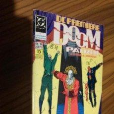 Comics : DC PREMIERE 16. DOOM PATROL. LA PATRULLA CONDENADA. GRAPA. BUEN ESTADO. Lote 83873972
