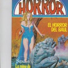 Cómics: HORROR Nº 62. ZINCO 1981. CÓMIC ADULTOS (COMO NUEVO). Lote 83956048
